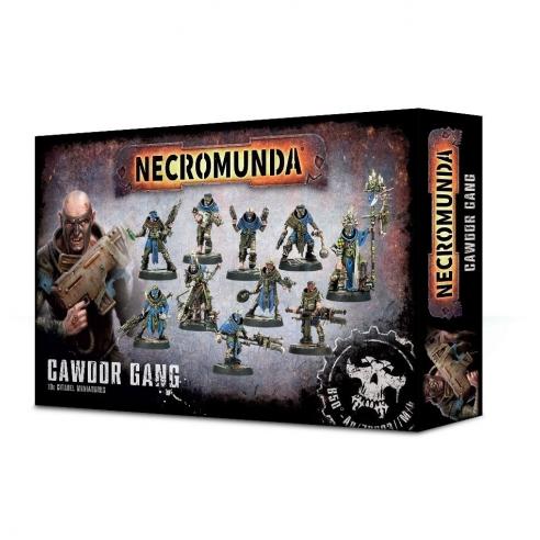 Necromunda - Cawdor Gang Gang
