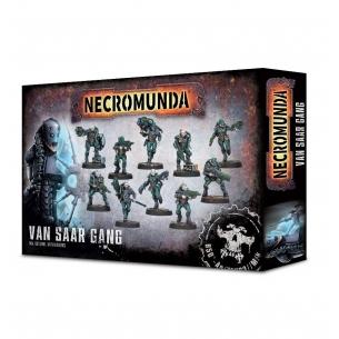 Gang Van Saar  - Necromunda 32,50€