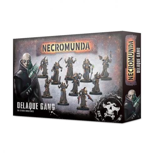Necromunda - Gang Delaque Gang