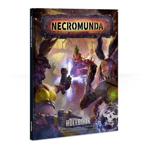 Necromunda - Rulebook (ENG) Regolamenti