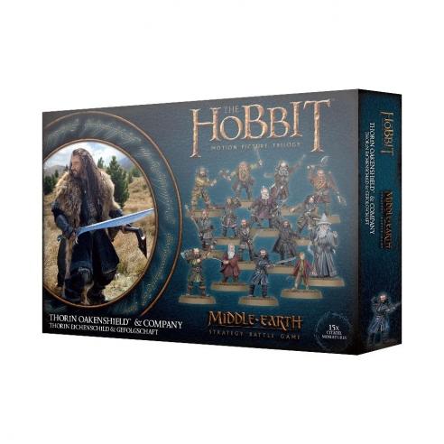 The Hobbit - Thorin Oakenshield & Company The Hobbit