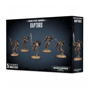 Raptors Warhammer 40k 27,00€