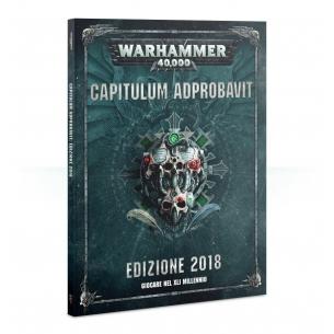 Capitulum Adprobavit 2018 (ITALIAN) Warhammer 40k 25,00€
