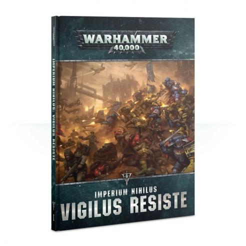 Imperium Nihilus - Vigilus Resiste (ITA) Manuali