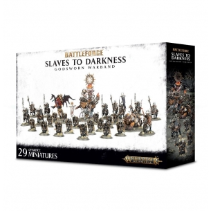 Slaves to Darkness Godsworn Warband  - Warhammer Age of Sigmar 130,00 €