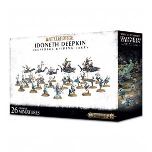 Idoneth Deepkin Deepsurge Raiding Party Warhammer Age of Sigmar 130,00€