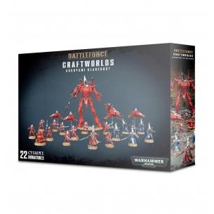 Craftworlds Asuryani Bladehost Warhammer 40k 130,00€