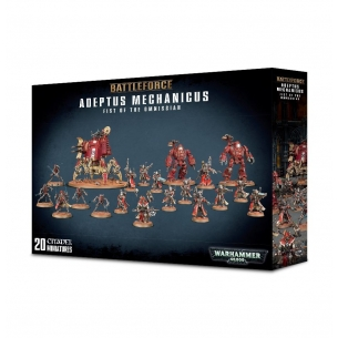 Adeptus Mechanicus Fist of the Omnissiah  - Warhammer 40k 130,00 €
