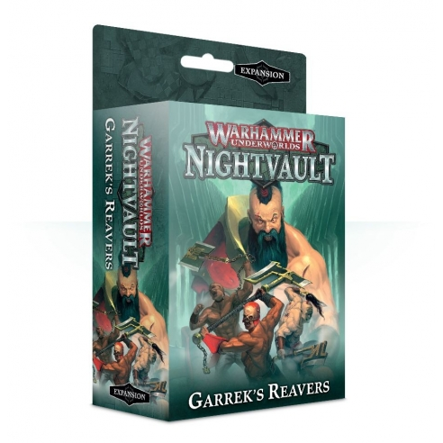 Underworlds Nightvault - Predoni Di Garrek (ENG) Bande da Guerra