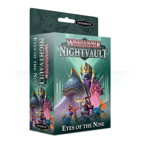Underworlds Nightvault - Occhi Dei Nove (ENG) Bande da Guerra