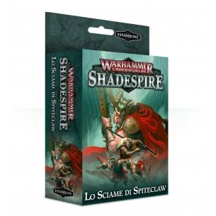 Lo Sciame di Spiteclaw - Espansione Shadespire Warhammer Underworlds 22,50€