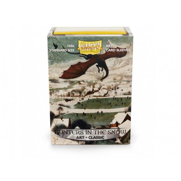Dragon Shield - Matte Art Hunters in the Snow - Standard (100 bustine) Bustine Protettive