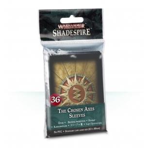 The Chosen Axes Sleeves - Bustine Protettive Shadespire Warhammer Underworlds 6,50€