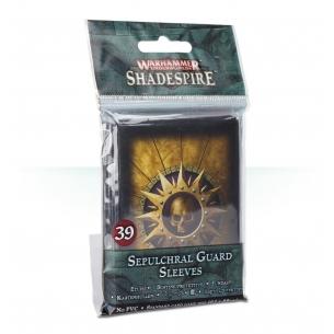 Sepulchral Guard Sleeves - Bustine Protettive Shadespire  - Warhammer Underworlds: Shadespire 6,50€