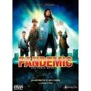 Pandemic - Una Nuova Sfida - ITALIANO  - Asmodee 34,90€