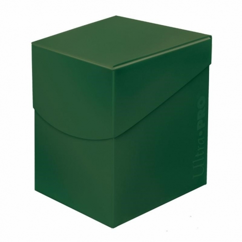 Ultra Pro - Deck Box - Eclipse Forest Green Deck Box