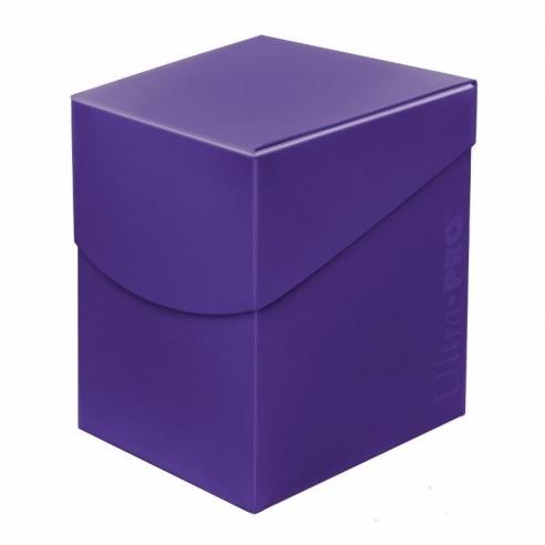Ultra Pro - Deck Box - Eclipse Royal Purple Deck Box