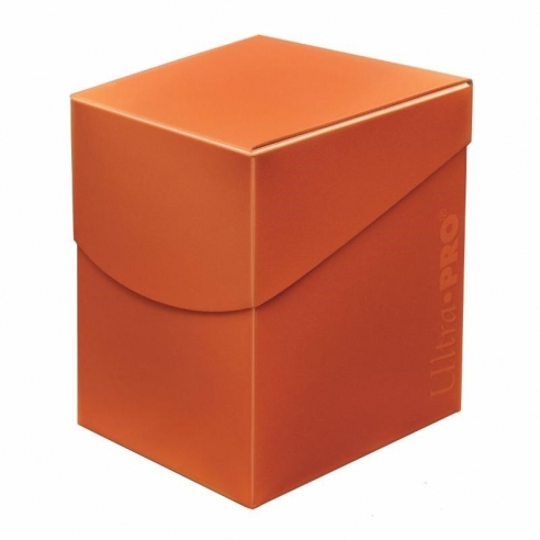 Ultra Pro - Deck Box - Eclipse Pumpkin Deck Box