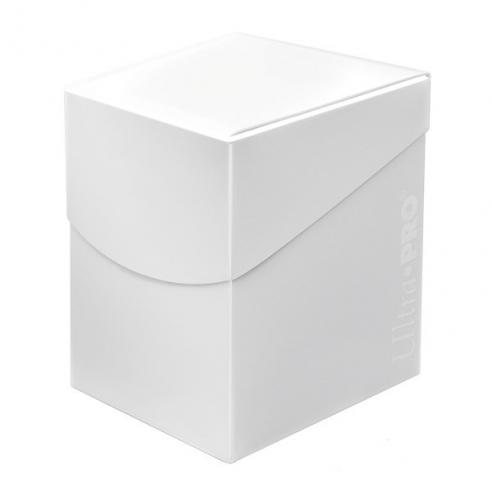 Ultra Pro - Deck Box - Eclipse Arctic White Deck Box