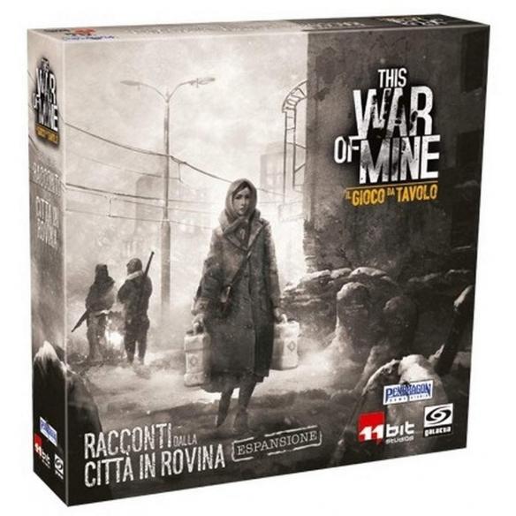 This War Of Mine - Racconti Dalla Città In Rovina (Espansione) Giochi per Esperti