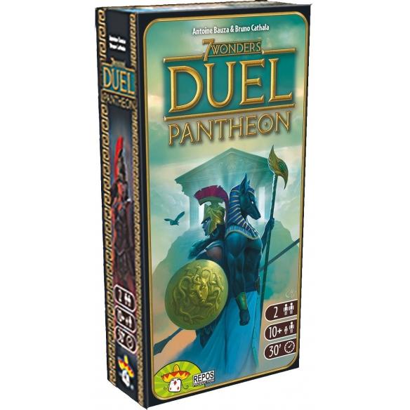 7 Wonders Duel - Pantheon (Espansione) Grandi Classici