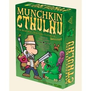 MUNCHKIN CTHULHU - ITALIANO Raven Distribution 24,90€