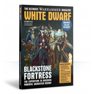White Dwarf December 2018 (Inglese)  - Games Workshop 8,00€