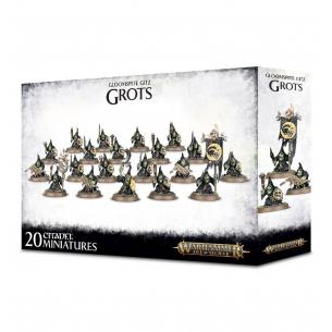 Gloomspite Gitz - Grots Shootas, Stabbas Gloomspite Gitz