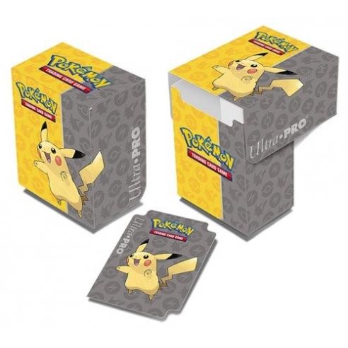 Ultra Pro - Deck Box - Pikachu Deck Box