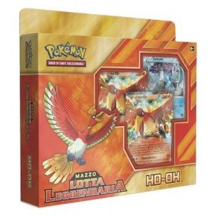 KONAMI Pokemon - Lotta Leggendaria Ho-Oh Italiano Fantàsia 27,90€