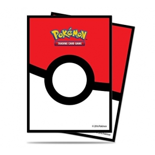 Pokeball 65 sleeves - Ultra Pro Bustine Protettive Pokèmon 7,90 €