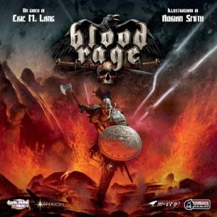 Blood Rage Hardcore Games