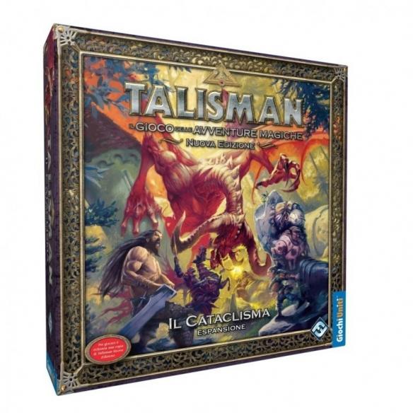 Talisman - Cataclisma (Espansione) Grandi Classici