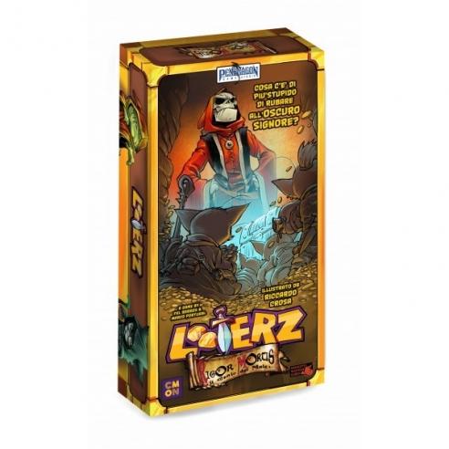Looterz - Rigor Mortis Giochi di Carte