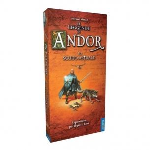 Le Leggende Di Andor - Lo Scudo Astrale (Espansione) Giochi per Esperti