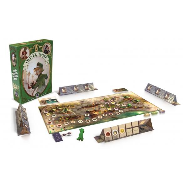 Oliver Twist - ITALIANO  - Asmodee 34,90€