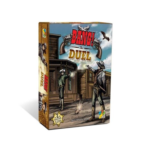 Bang! - The Duel (Espansione) Giochi di Carte