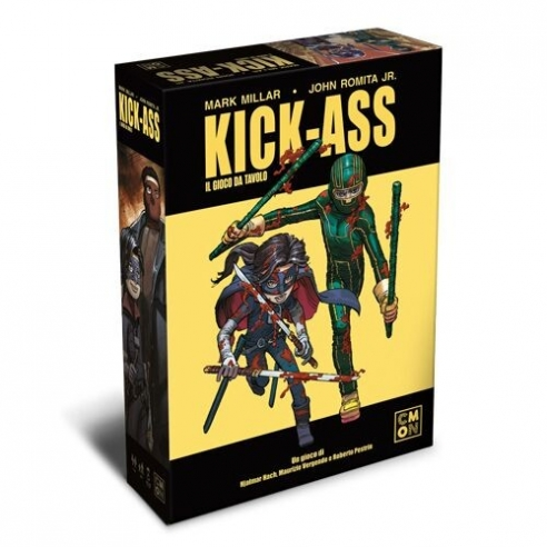 Kick-Ass Hardcore Games