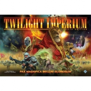 Twilight Imperium - Quarta Edizione Hardcore Games