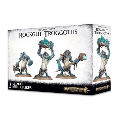 Gloomspite Gitz - Rockgut Troggoths Gloomspite Gitz