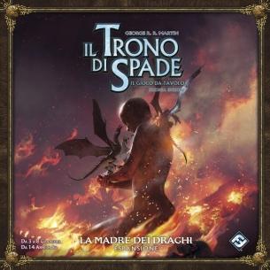 Il Trono Di Spade - La Madre Dei Draghi (Espansione) Giochi per Esperti