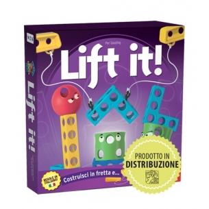 LIFT IT! - ITALIANO  - Game Factory 29,90€