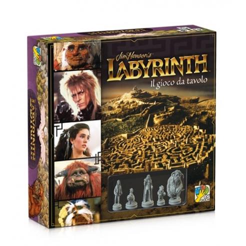 Labyrinth - Il Gioco del Film Giochi Semplici e Family Games