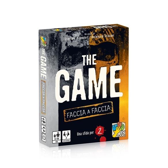 The Game - Faccia A Faccia Giochi di Carte