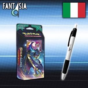 Mazzo Sole e Luna Guardiani Nascenti LUNA SEGRETA (Lunala) in ITALIANO + Penna Fantàsia! Fantàsia 19,90€