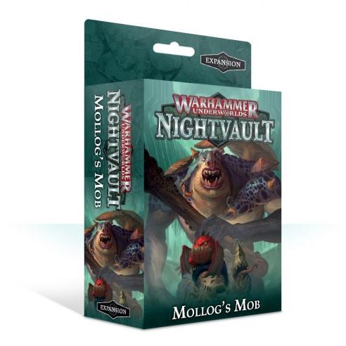 Underworlds Nightvault - Banda Di Mollog (ENG) Bande da Guerra