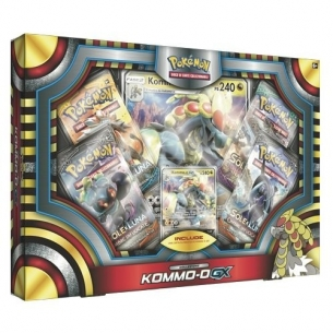 Kommo-o GX - Set Pokèmon (IT)  - Pokèmon 27,90 €