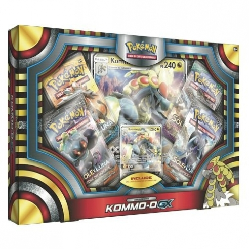 Pokémon - Kommo-O Gx - Set Pokémon (it) Collezioni