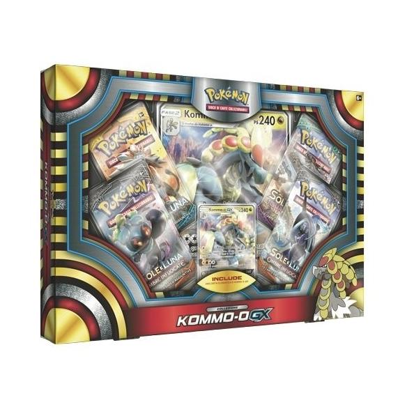 Kommo-o GX - Set Pokèmon (IT) Pokèmon 38,00€