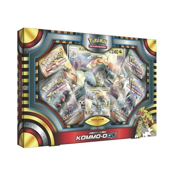 Kommo-o GX - Set Pokèmon (IT)  - Pokèmon 38,00 €